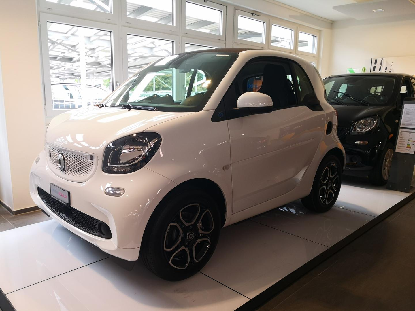 fortwo EQ passion (incl. Batterie)