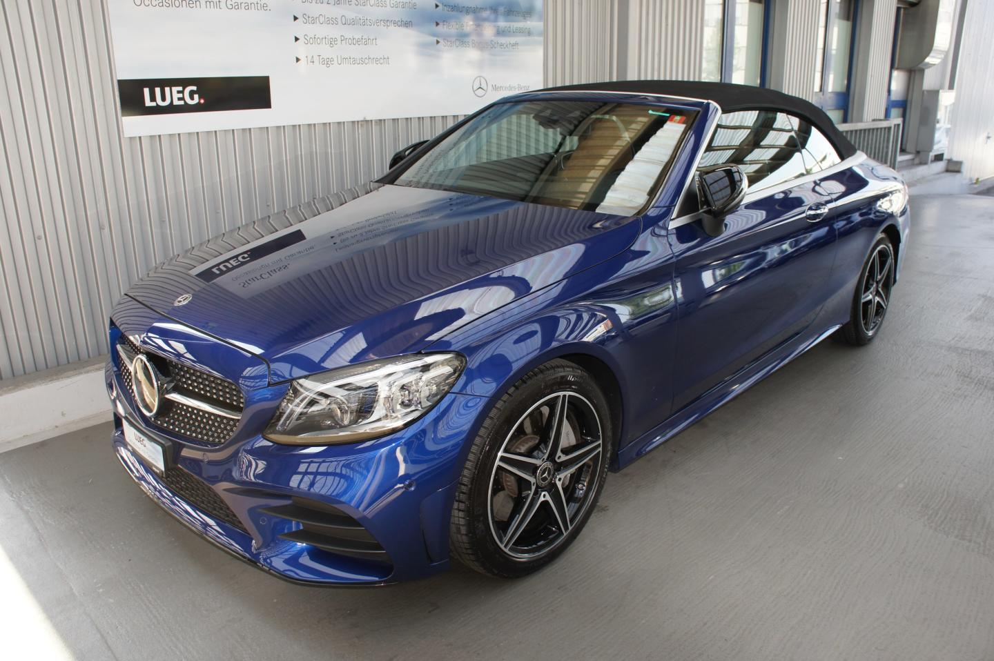 C 300 AMG Line Cabriolet 9G-Tronic