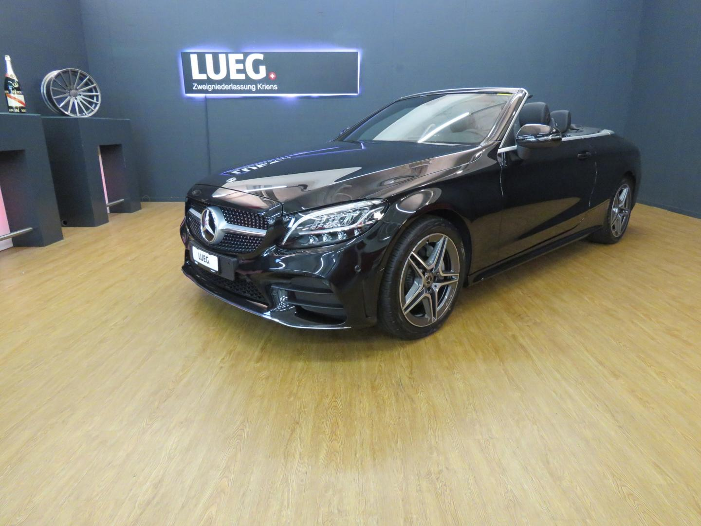 C 200 AMG Line Cabriolet 9G-Tronic