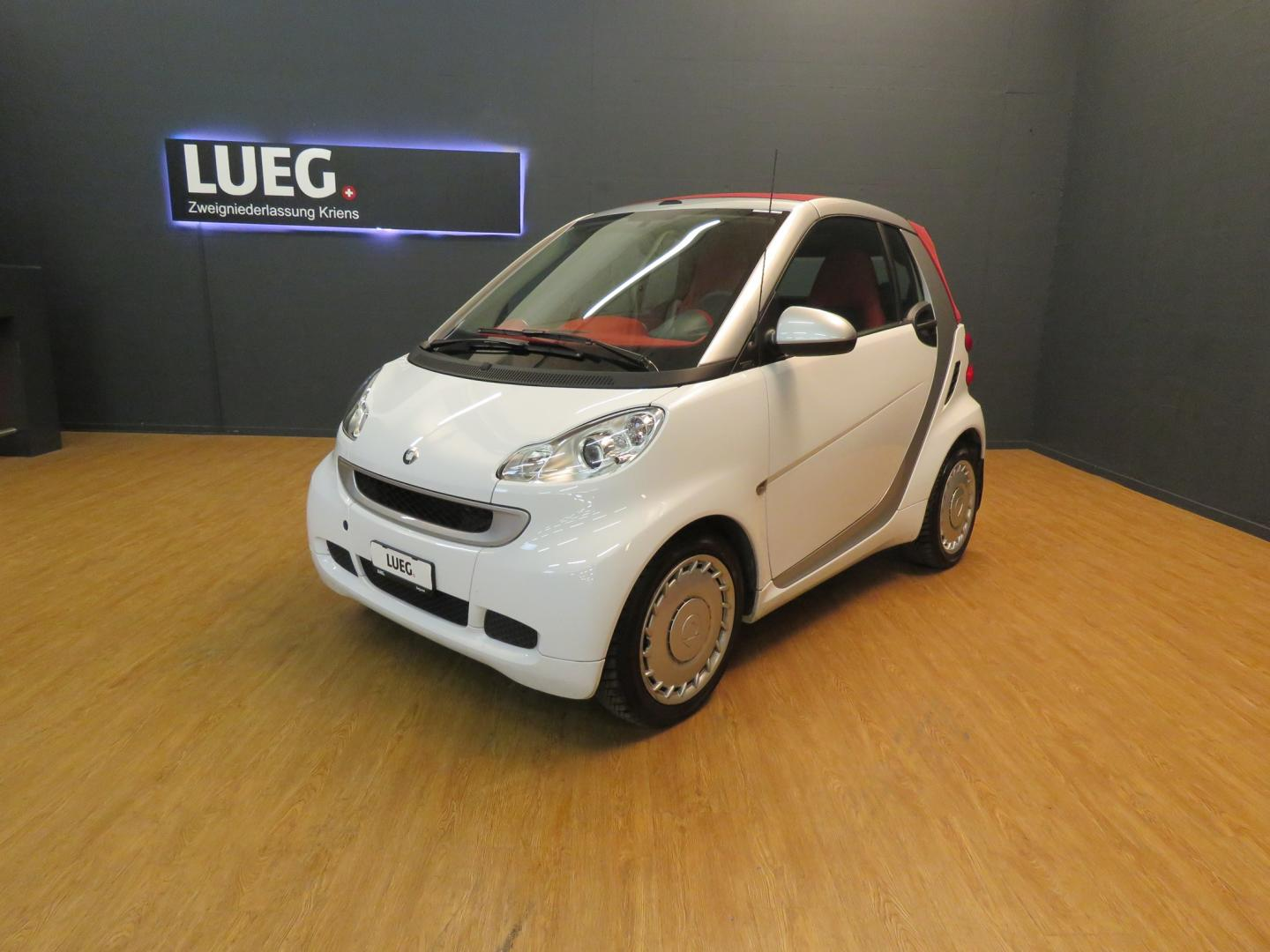 fortwo passion mhd softouch