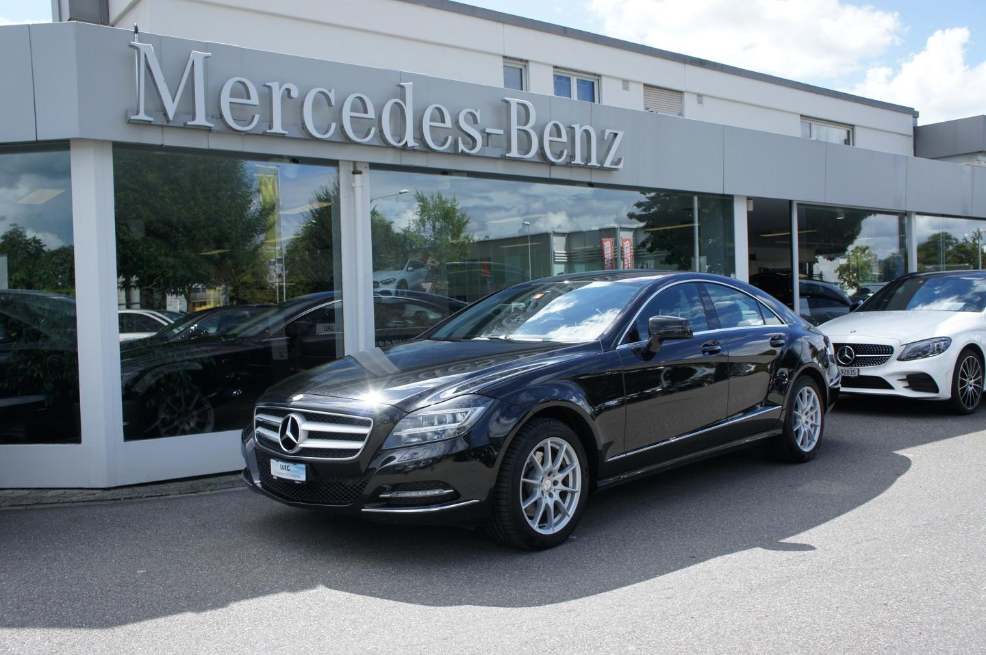 CLS 350 7G-Tronic
