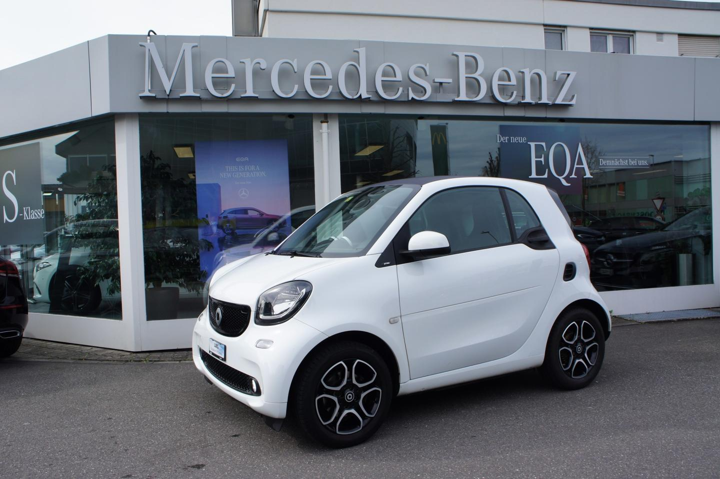fortwo prime